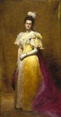 Portrait of Emily  Warren Roebling